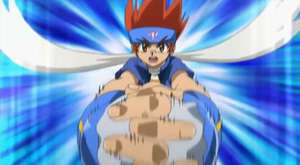 Beyblade Metal Fury 4.Bölüm (L- Drago Destructor)