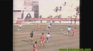 Karşıyakamız - Galatasaray Şampiyonluk Maçımız 86/87