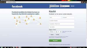 SMTP Facebook Fake 2014
