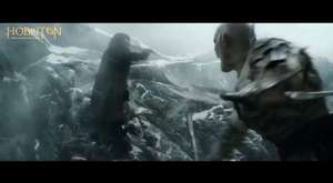 THE HOBBIT- The Battle of the Five Armies - Official trailer