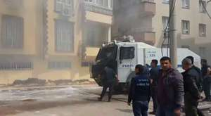 Viranşehir`de YPJ`li Sert`i Binler Uğurladı