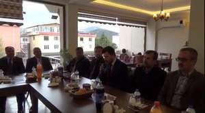 Osmanelide AK partililerin Sevinç Gösterisi