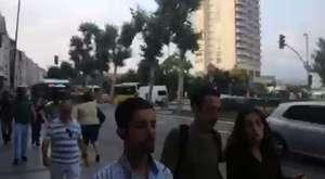 Devrimci Müslümanlar Taksime Karanfil Yürüyüşü (HARBİYE)