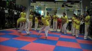 Capoeira - Lateef Crowder