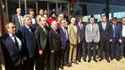 MHP Genel Merkez Yöneticileri Samsun'da Konuştu