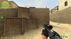 Counter Strike Source 2.5 Süper Hareketler Headshot