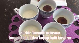 Hazır Kek İle Tiramisu Tarifi