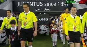 İtalya Kupası- Juventus-1 - Lazio-1(Maç Özeti)