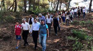 Akhisar'da Demokrasi Nöbeti 16.gün