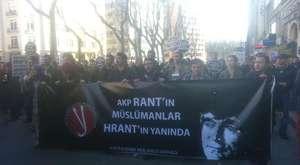 Antikapitalist Müslümanlar Erdal Erenin cenaze törenine katıldı