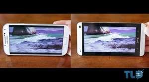 Karşılaştırma: Samsung Galaxy S4 HTC One modeline karşı