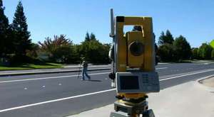 Topcon QS Robotic Total Station
