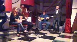 Senazen CAFE Geceleri Ayletme Beni (Bulgar Türküsü)