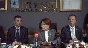 Meral Akşener Antalya Kumluca Ziyareti - İZLEYİNİZ