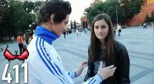 Rus dans eğitmeni kopuyor:)