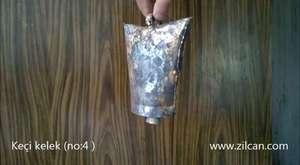 Kelek  I Metal Çan ( Demir dilli kelek)