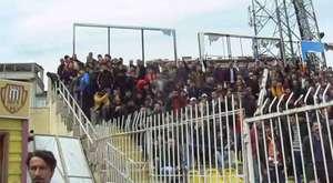 Pendik spor Malatya spor maçından görüntüler. 3