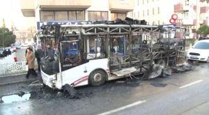 Çanakkale'de otobüs kazası: 6 yaralı 23.09.2018