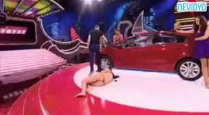 Rus Kızlardan dans show - Twerk Russian Girls - Russian girls dance show from
