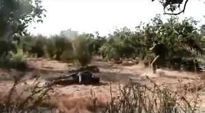 Siyonistler Filistinli'yi Böyle Vurdu