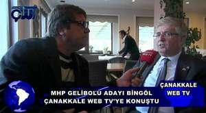 MHP Belediye Başkan Adaylık Açıklamam