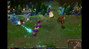 League of Legends PVP