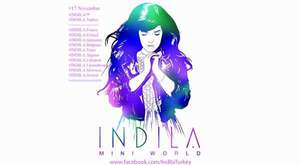 INDILA RUN RUN|LIVE|SLAYT|SLIDE