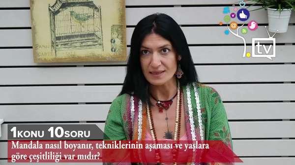Mandala Boyama Nasil Yapilir Pufnoktalari Web Tv