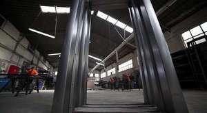 Tufan Çelik Kapı 2014 Demos Fuarı