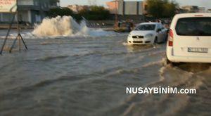 Nusaybin'de patlama