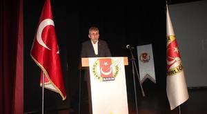 Adalet Partisi Genel Başkan Yrd. ve Parti Sözcüsü Kemal Abdullahoğlu
