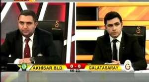 Dieder Drogba'nın ilk Golü GSTV Spikerini Çıldırttı