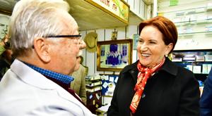 Meral AKşener'in Elmalı Pir Abdal Musa Türbesi Ziyareti - İZLEYİNİZ