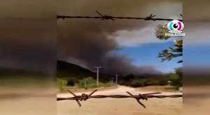 Soruçtaki Patlama anı görüntüleri yayınlandı