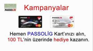 PASSOLİG KART - Banka Kartı?