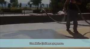 Polyurea Teras Su İzolasyonu