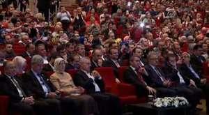 Başbakan Davutoğlu cuma namazını Tarihi Ulu Cami'de kıldı- DİYARBAKIR