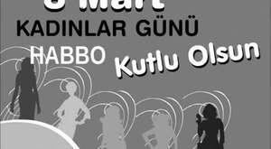 Habbo TR Merkez Camii'de Namaz
