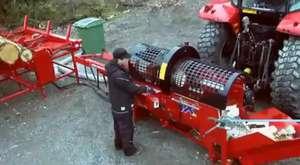 son teknoloji odun kırma makinası