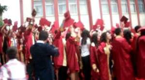 Kadriye Moroğlu Lisesi Mezuniyet Töreni