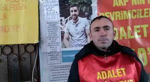 TAYAD'lı Aileler'den Gazi Cemevinde Mustafa Koçak İçin Açıklama