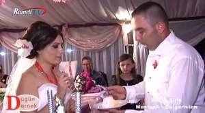 Düğün Dernek Arif ve Şirin Düğün Mastanlı Bulgaristan Bölüm 2