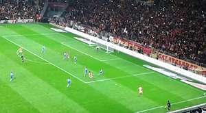 PesindeyizTV Haber | Galatasaray Slovenya'da