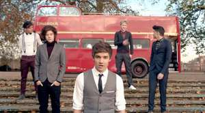 One Direction - Kiss You (Behind the Scenes)