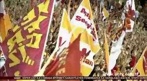Galatasaray Marşı Şereftir Seni Sevmek