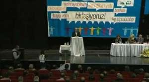 Ertuğrul Kürkçü'nün Kongre Açılış Konuşması
