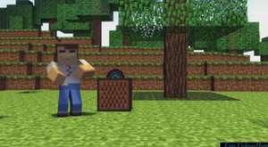 Maze Game - Monitöre Yumruk Atan Adam