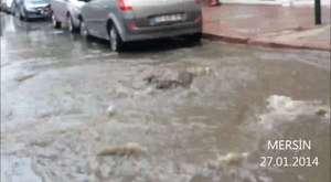Mersin Sular Altında