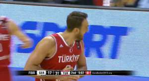 Germany v Turkey - Group B - Game Highlights - EuroBasket 2015