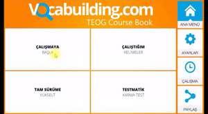 YDS Uzman İngilizce Kelime Dersi 2